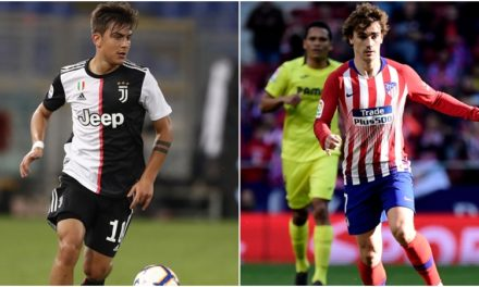 As: «Atletico Madrid, Dybala il sostituto di Griezmann»