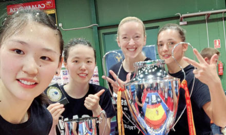 Hennebont and Cartagena crowned ETTU Cup champions