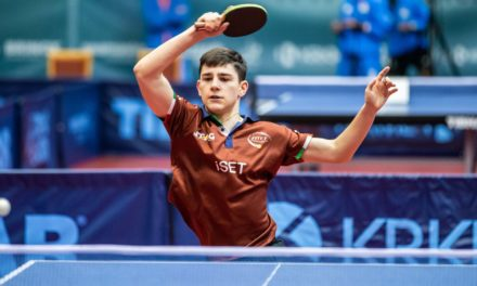 Qualification Day One: Seamaster 2019 ITTF Challenge Slovenia Open