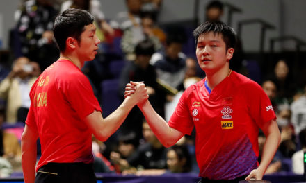 Story of the 2019 ITTF World Tour so far – the Doubles!