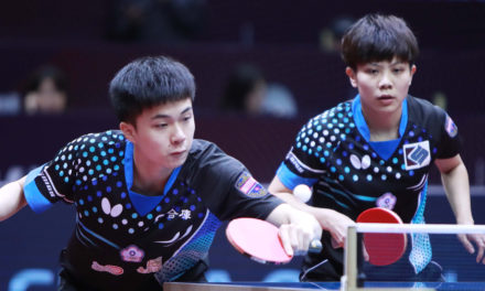 Xu Xin and Liu Shiwen the pair to beat in exciting mixed doubles line-up