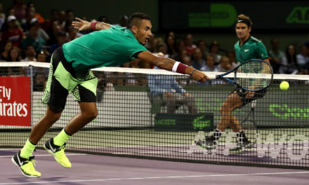 Federer v Kyrgios: The Miami Classic That Cemented A Rivalry