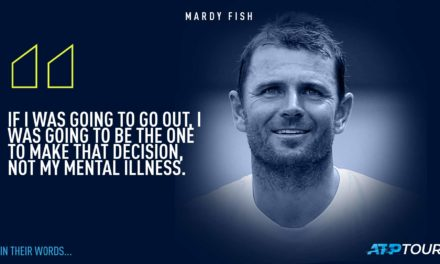 Mardy Fish: We'll Get Through This Together
