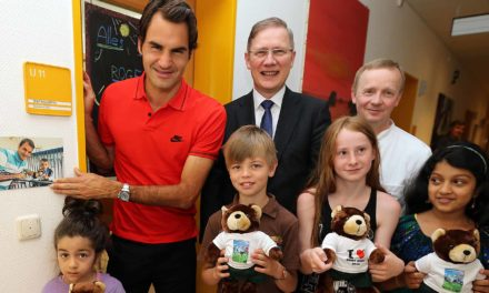 How Federer Has Left His Mark In Halle