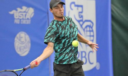 O'Connell: From Cleaning Boats To Playing Medvedev At The US Open