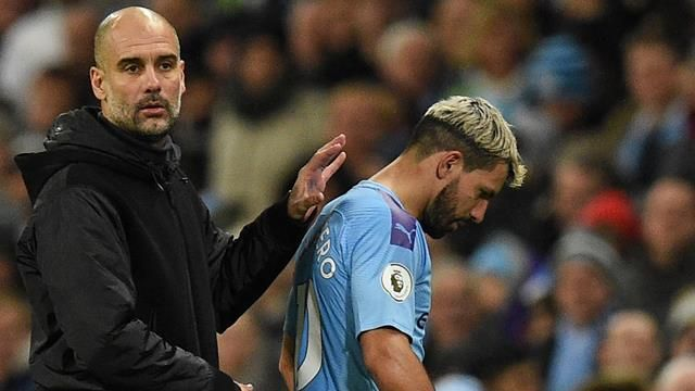 Guardiola: City couldn't afford Aguero back-up