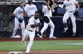 Rays' Randy Arozarena clubs rookie-record 7th homer of playoffs to help top Astros in Game 7