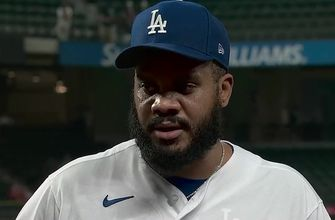 Kenley Jansen on his consecutive perfect NLCS outings: 'It's about how you respond to your failures'