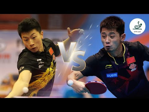 2011 Austrian Open | Ma Long vs Zhang Jike | FULL MATCH | #ITTFSmashback