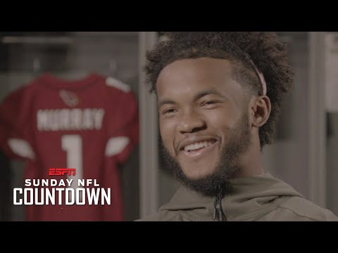 Kyler Murray talks DeAndre Hopkins on the Cardinals, MNF game vs. Dallas Cowboys | NFL Countdown