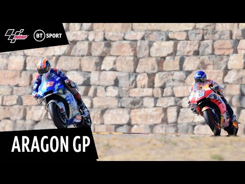 MotoGP Highlights: Aragon (2020) | The eighth different winner of the year in a crazy season