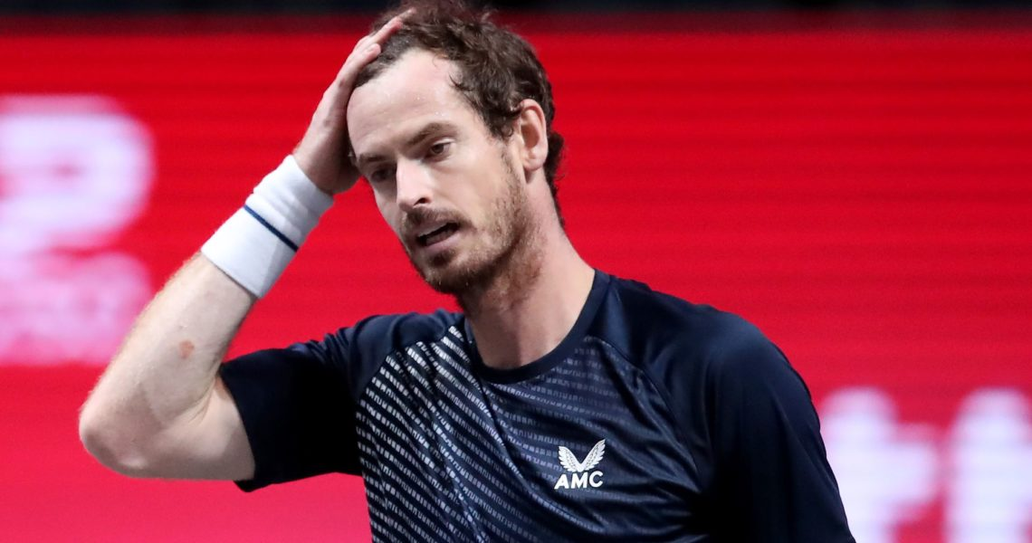 Murray pulls out of Cologne event with pelvic problem
