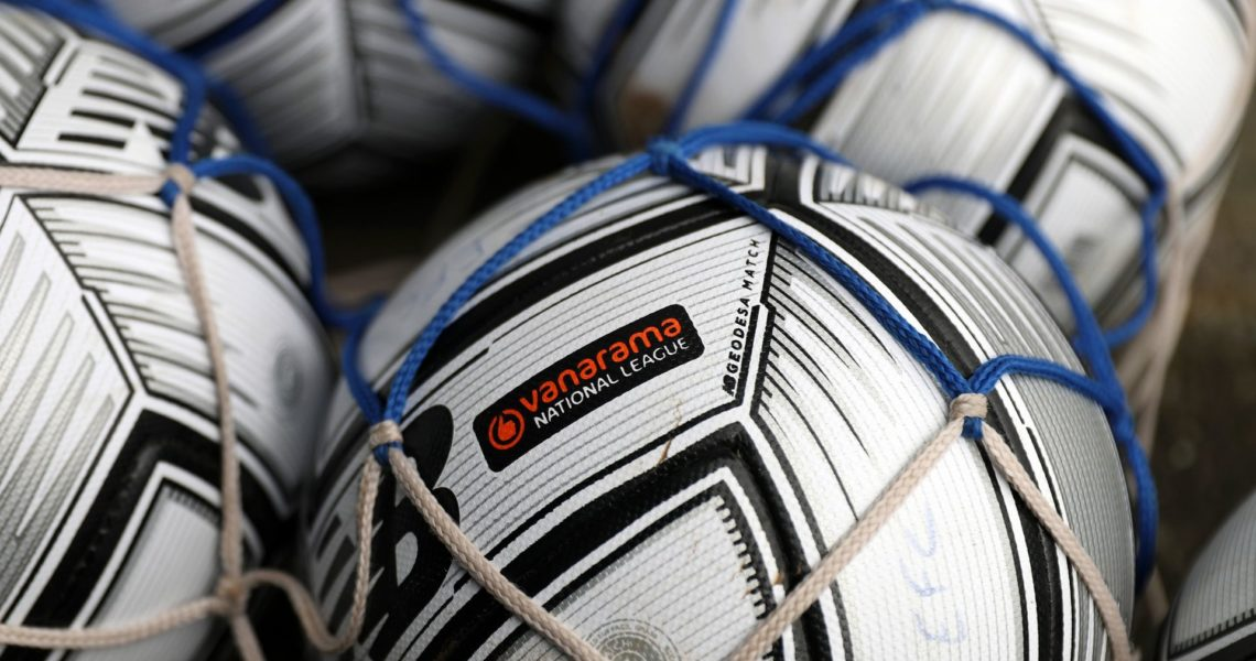 National League handed £10m National Lottery fund lifeline