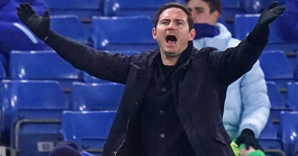 Lampard hits out at Chelsea journalist over 'confirmation bias'